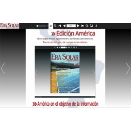 ERA SOLAR Edicion AMÉRICA Suscripción Anual