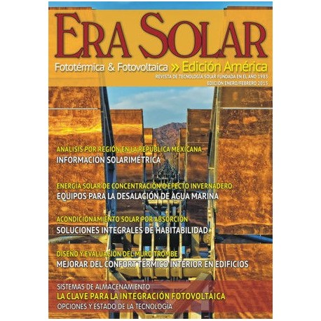 ERA SOLAR Edición América 12