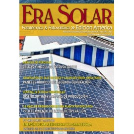 ERA SOLAR Edición América 10