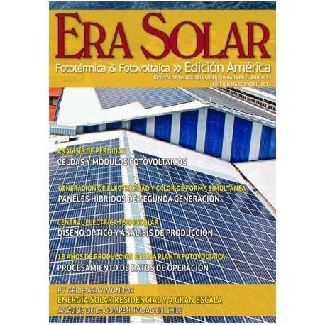 ERA SOLAR Edición América 14